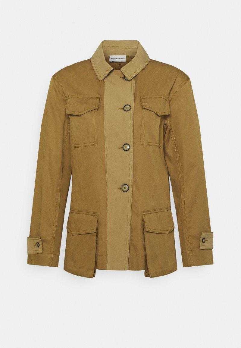 By Malene Birger - ANIL - Summer jacket - golden beige