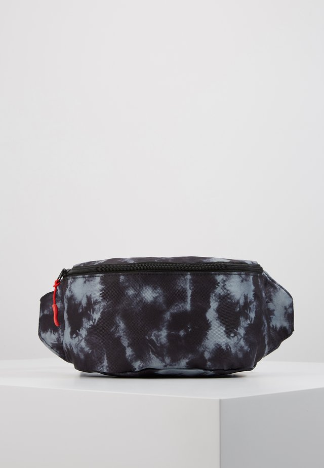 BUMBAG - Marsupio - black/grey