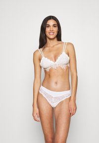 Free People - CORA BRALETTE - Triangle bra - white - 1