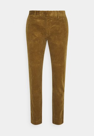 SLIM FIT PANT - Pantaloni - new ghurka