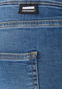 Dr.Denim - PLENTY - Jeans Skinny - storm mid blue - 4