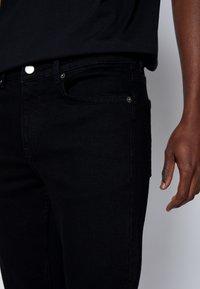 Dr.Denim - CHASE - Slim fit jeans - black - 3