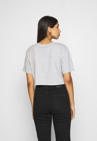 Even&Odd - T-shirt print - mottled light grey - 2