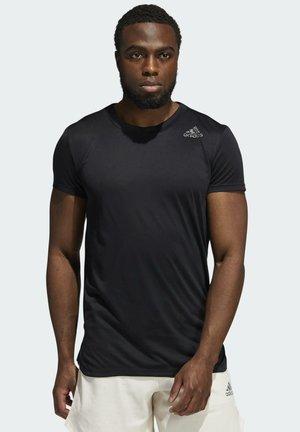 PB ALWAYSOM TEE - T-shirt z nadrukiem - black
