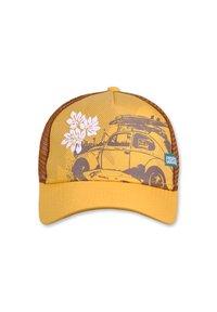 Coastal - Cap - sun yellow - 1