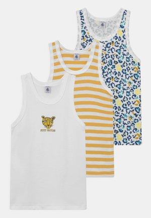 3 PACK - Unterhemd/-shirt - multi-coloured