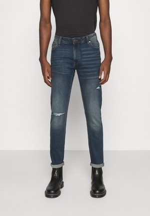 MR.BLACK - Slim fit jeans - vintage blue