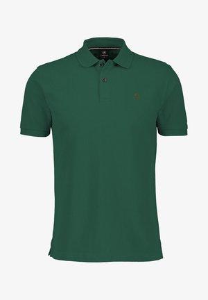 Polo shirt - deep forest green