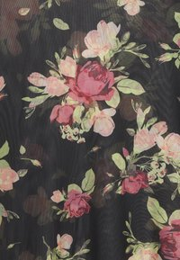 Even&Odd - Long sleeved top - black/pink - 2