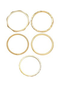 Elli - 5 SET - Ring - gold - 4