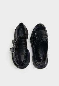 Bershka - Ankle boots - black - 2