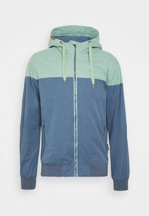 LESTER - Summer jacket - granite green