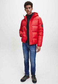 Calvin Klein Jeans - Winter jacket - red hot - 1