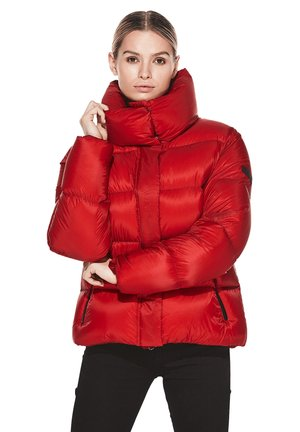 MATSUMOTO - Down jacket - red lacquer