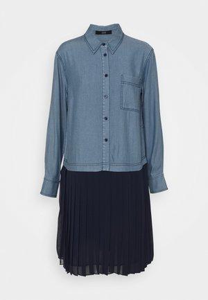 LAUREN HIP DRESS - Košilové šaty - summer indigo