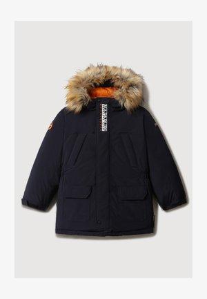 ALLIN - Winter coat - blu marine