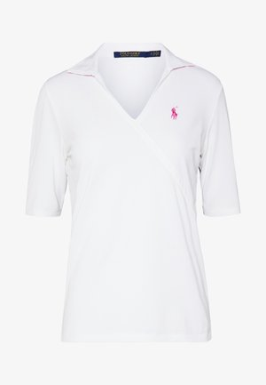 SHORT SLEEVE - Polotričko - pure white