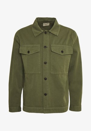 COLIN - Summer jacket - green