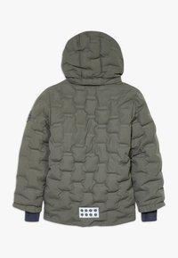 LEGO Wear - LWJIPE 706 - Kurtka snowboardowa - dark green - 1