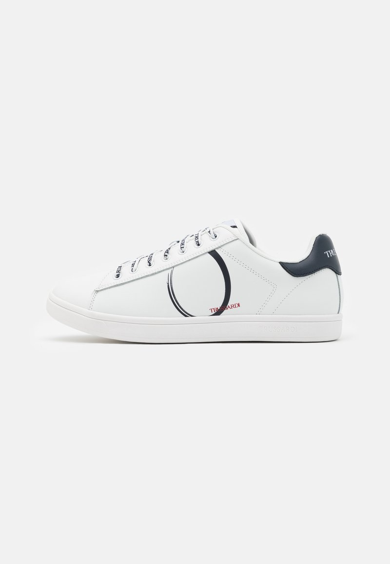 Trussardi - GALIUM ACTION  - Trainers - white