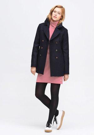 Classic coat - rich navy