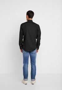 Kronstadt - DEAN DIEGO - Overhemd - black - 2