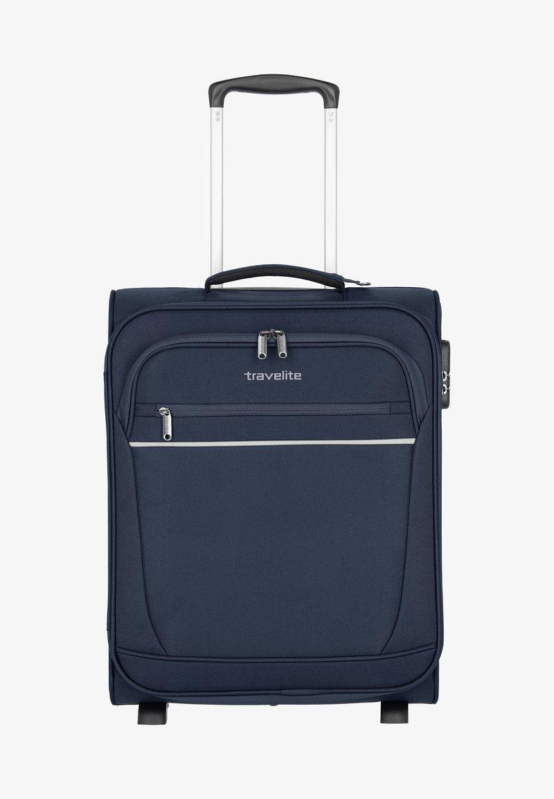 Travelite - CABIN  - Wheeled suitcase - marine