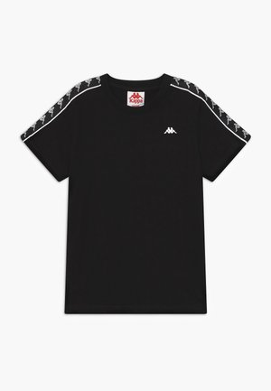 HANNO - Camiseta estampada - caviar