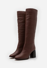 LAB BY AG - Boots - dark brown - 2