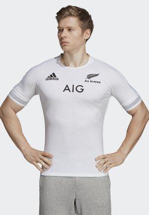 ALL BLACKS AWAY JERSEY - Voetbalshirt - Land - white/black