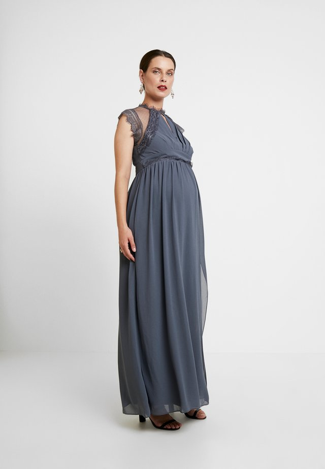 VALETTA DRESS - Galajurk - dark grey