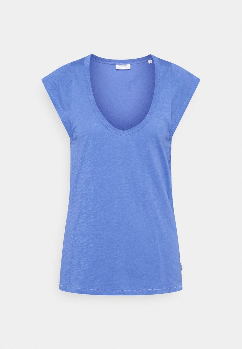 Marc O'Polo DENIM - Basic T-shirt - intense blue