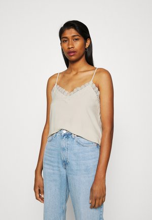 VMMILLA SINGLET - Top - birch