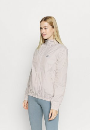 FERMONTO - Training jacket - light grey