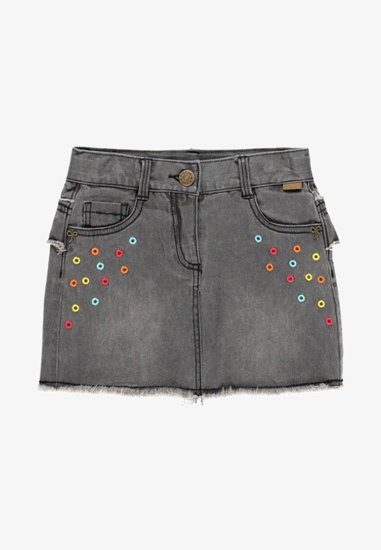 Boboli - Denim skirt - black