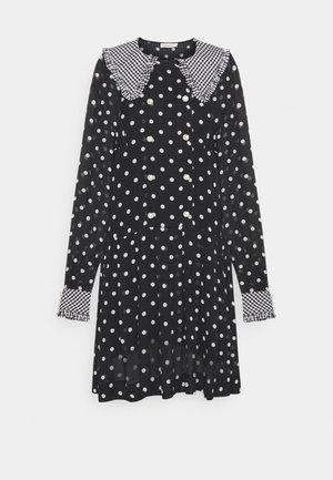 LUMIA 2-IN-1 - Kjole - black/white