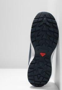 Salomon - SENSE CSWP - Trail running shoes - sargasso sea/navy blazer/flint - 5