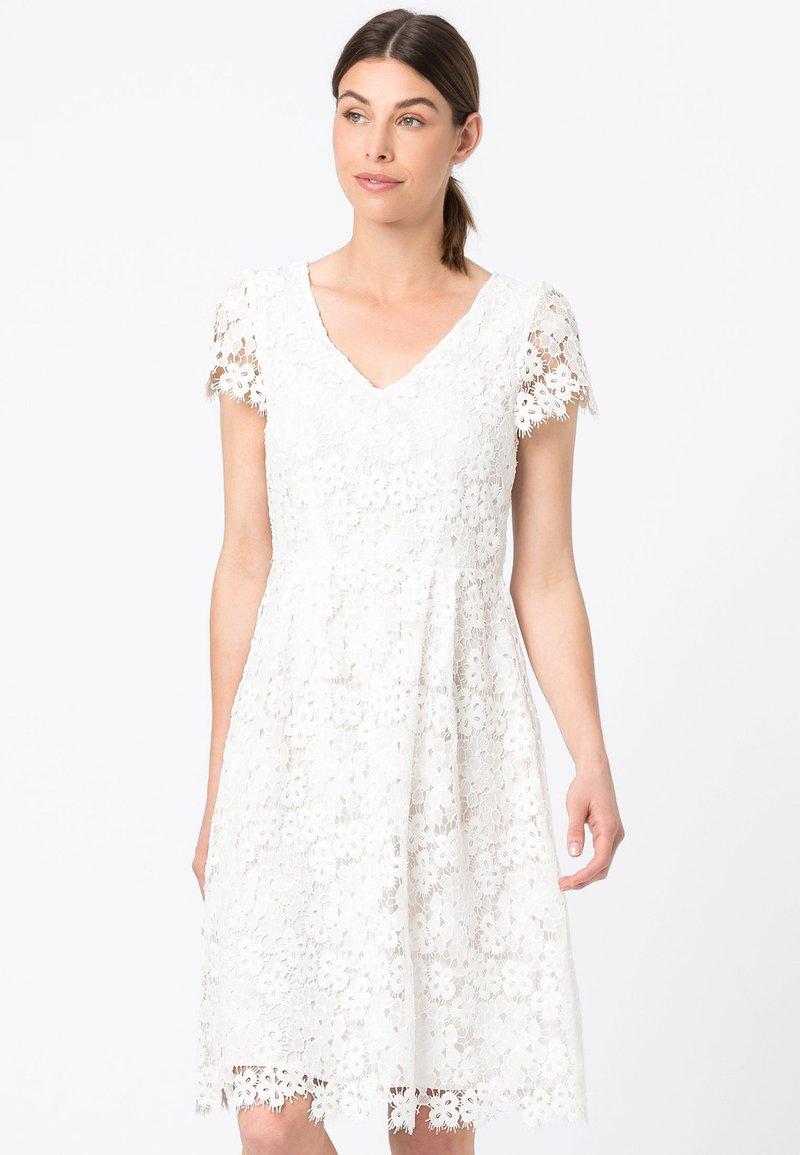 HALLHUBER - Vestito elegante - offwhite