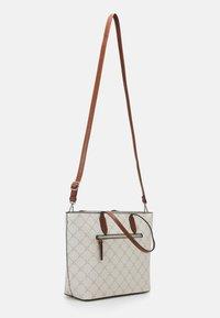 Tamaris - ANASTASIA CLASSIC - Handbag - ecru - 1