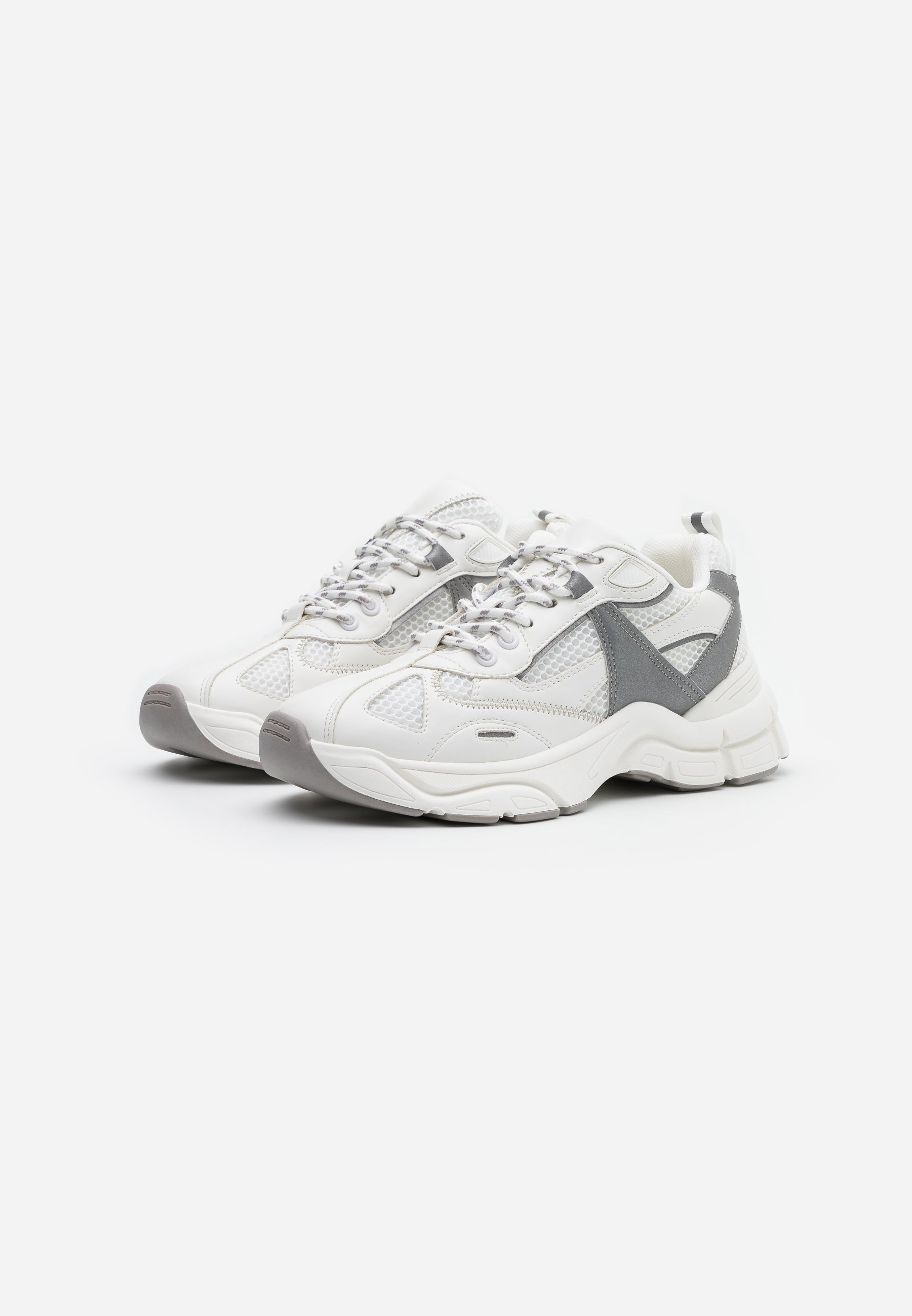 Topshop CAMBER CHUNKY  Sneaker low white/weiß
