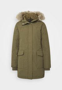 Tommy Jeans - TECHNICAL  - Down coat - olive tree - 4