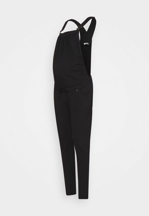 SALOPETTE DUNGAREE - Peto - black