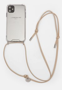 Liebeskind Berlin - MOBILE STRAP ACCESSOIRES - Other - creamy - 2