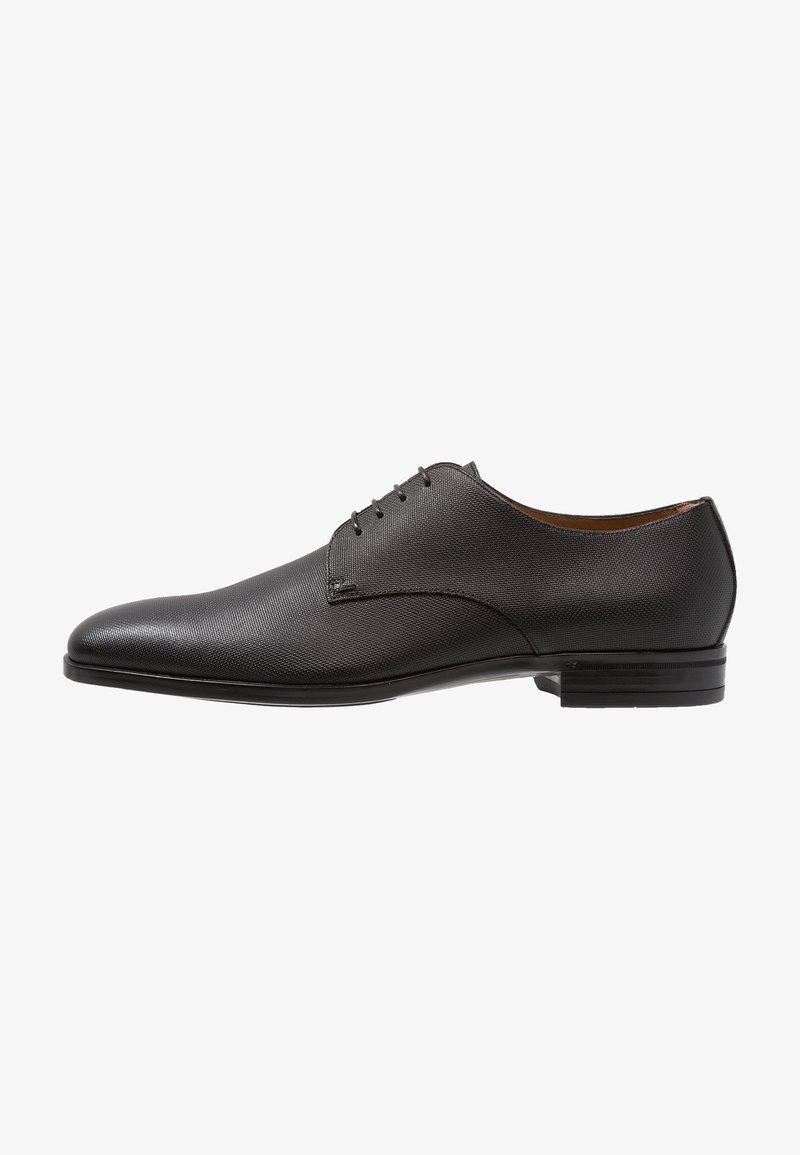 BOSS - KENSINGTON - Elegantní šněrovací boty - black