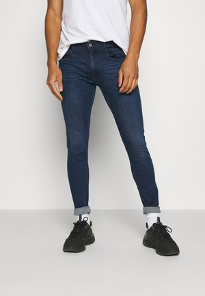 BRONNY - Jeans Tapered Fit - medium blue