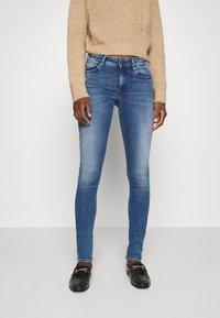 Replay - NEW LUZ - Jeans Skinny Fit - medium blue - 0