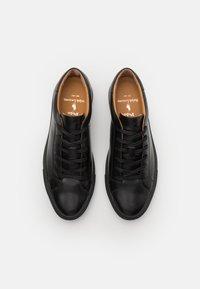 Polo Ralph Lauren - CLOUDY JERMAIN UNISEX - Trainers - black - 3