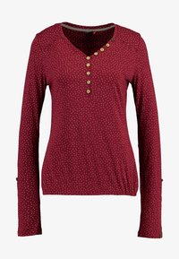 Ragwear - PINCH - Long sleeved top - wine red - 5