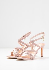 Ted Baker - LILLYS - High heeled sandals - nude/pink - 4