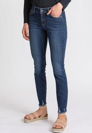 GEORGIA - Jeans Skinny Fit - blue